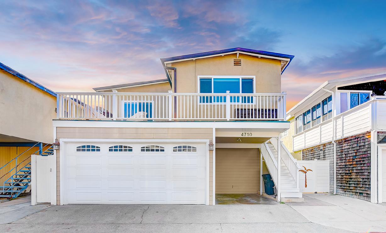 4710 Seashore Drive , Newport Beach CA: