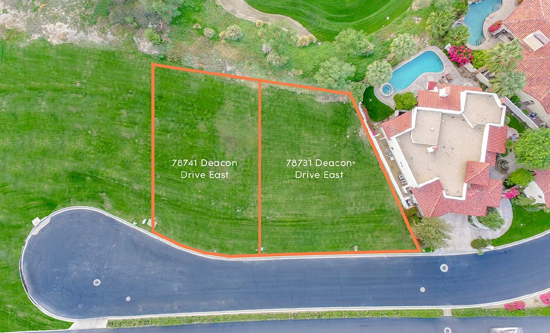 78741 Deacon Drive East Lot 24, La Quinta CA: